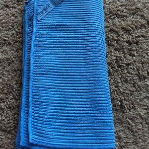 Norwex Kitchen Towel Blue